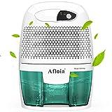 Afloia 500ml mini Luftentfeuchter kompakter und tragbarer Raumentfeuchter Entfeuchter gegen Feuchtigkeit, Schmutz und Schimmel Dehumidifier für Zimmer,Raum,Büro,Blau